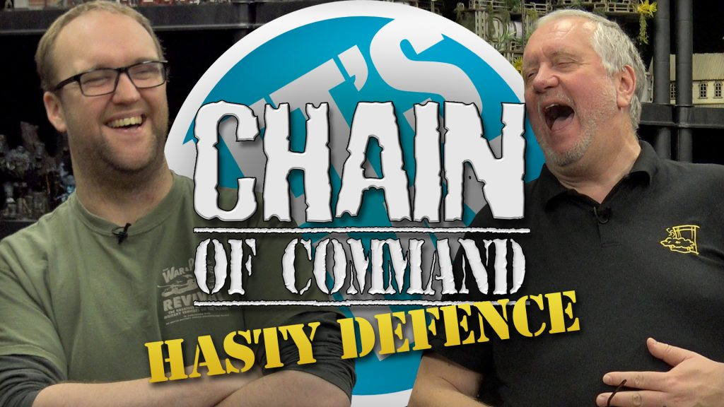 Let's Play: Chain of Command - A Hasty Defence