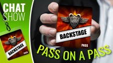 Weekender XLBS: Give A Friend Free Backstage & Ninja Division Fallout