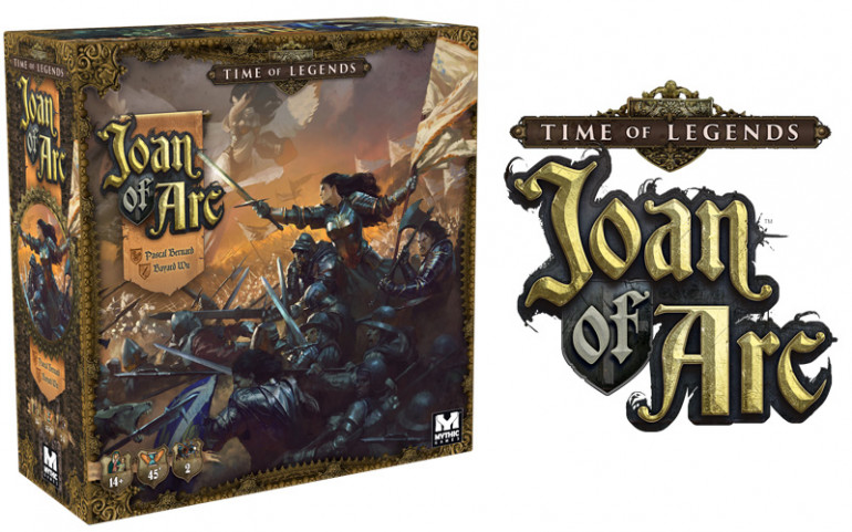 Time Of Legends: Joan Of Arc Coming To Retail 2019