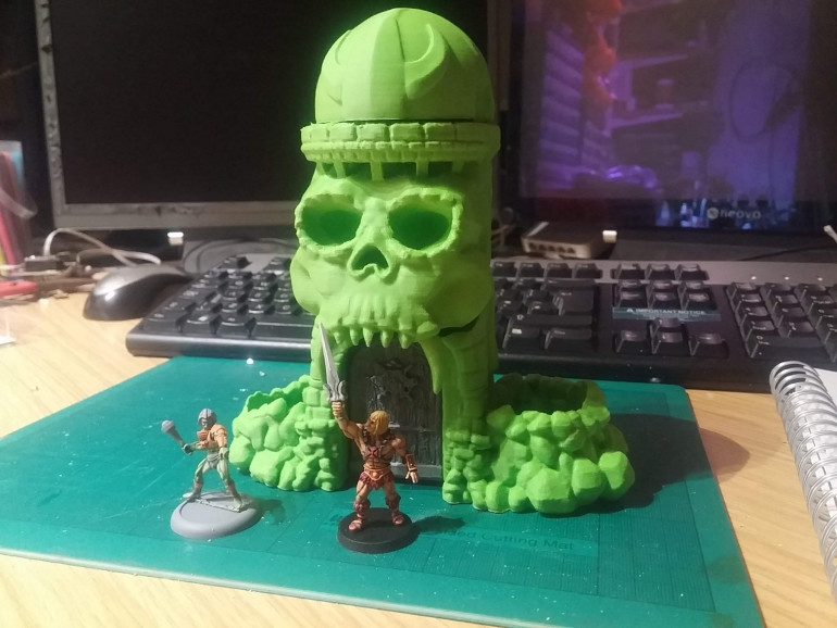 Printing with PLA is easier than ABS