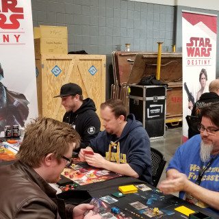 Star Wars Destiny (I Wanna Play Too!)