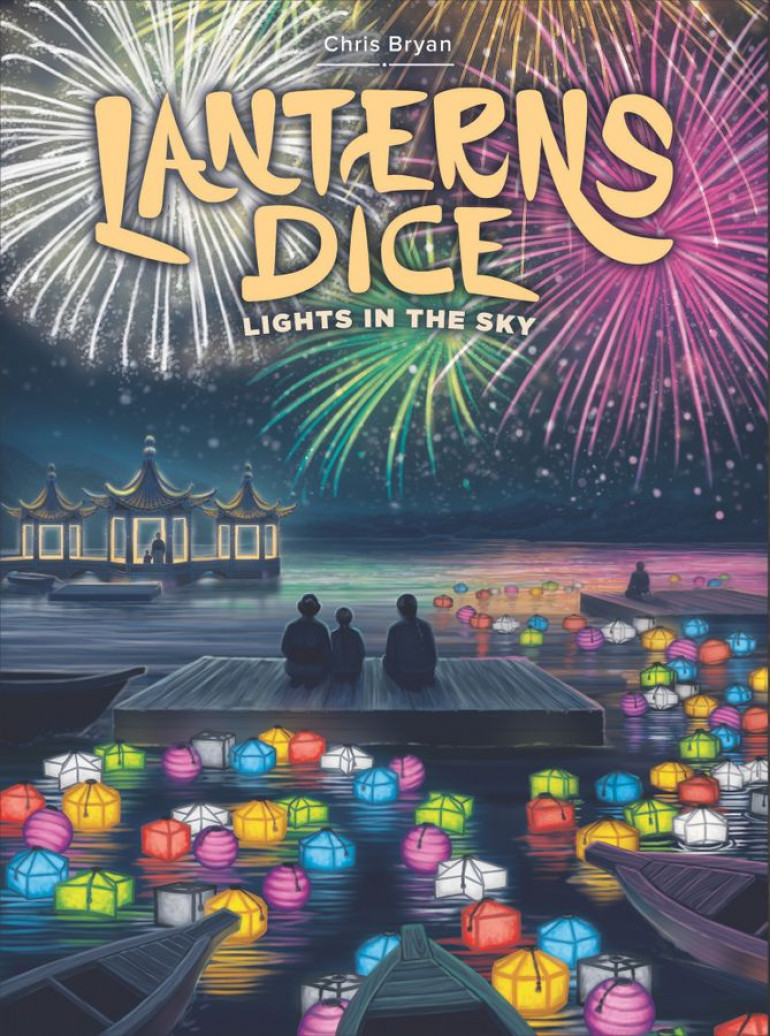 Renegade Game Studios Reveal Lantern Dice & The Aquicorn Cove Board Game