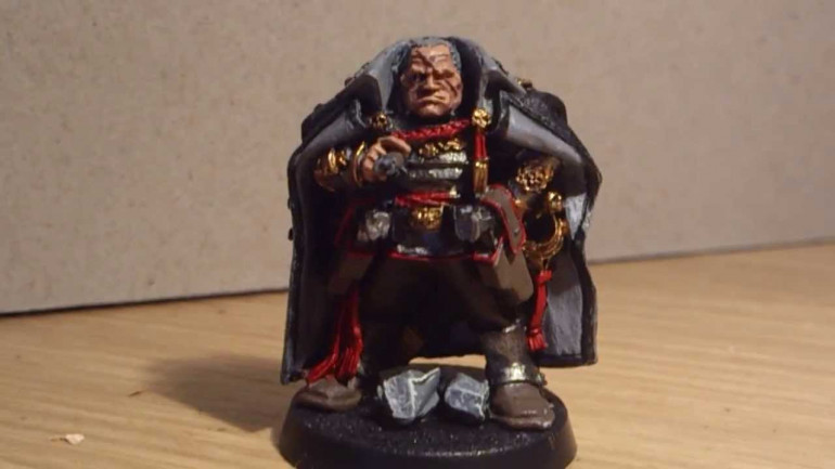 From Warhammer 40K Imperial Guard General Creed