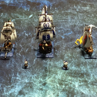 The dreadfleet has sailed!