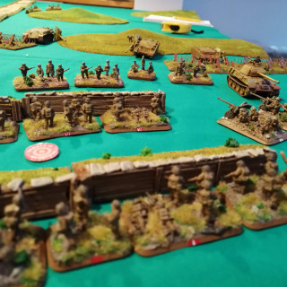 Battle Report - Operation Fischfang (The last throw of the dice)