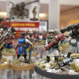 Just Look At The Minis From Victoria Miniatures