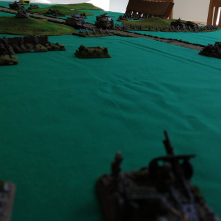 Battle Report - Operation Fischfang (Turns 3 and 4)