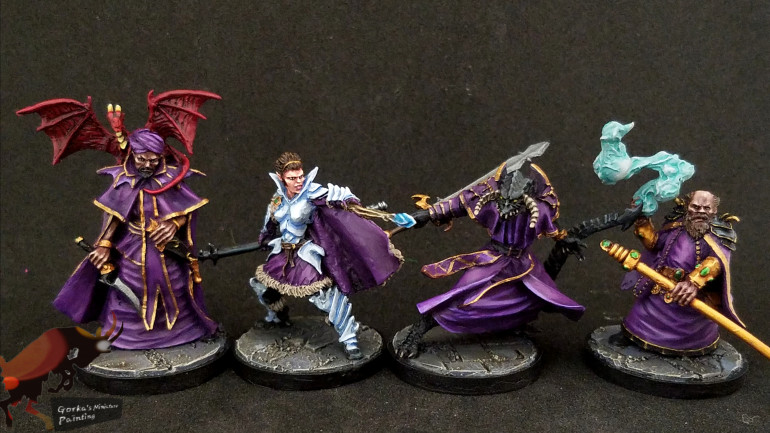 Dragon cultists