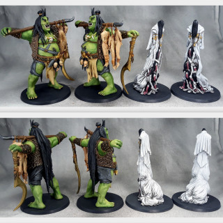 Monsters and additional miniatures 2