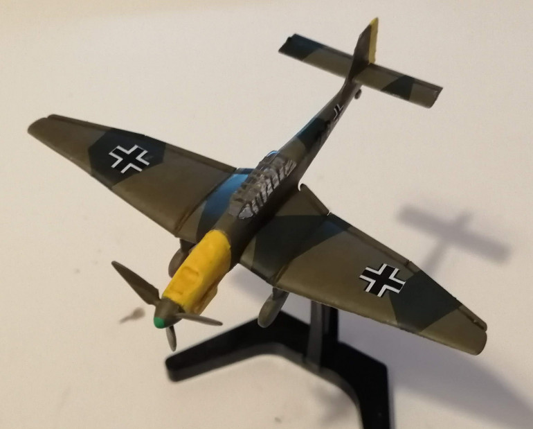 Junkers JU 87 - Start to finish