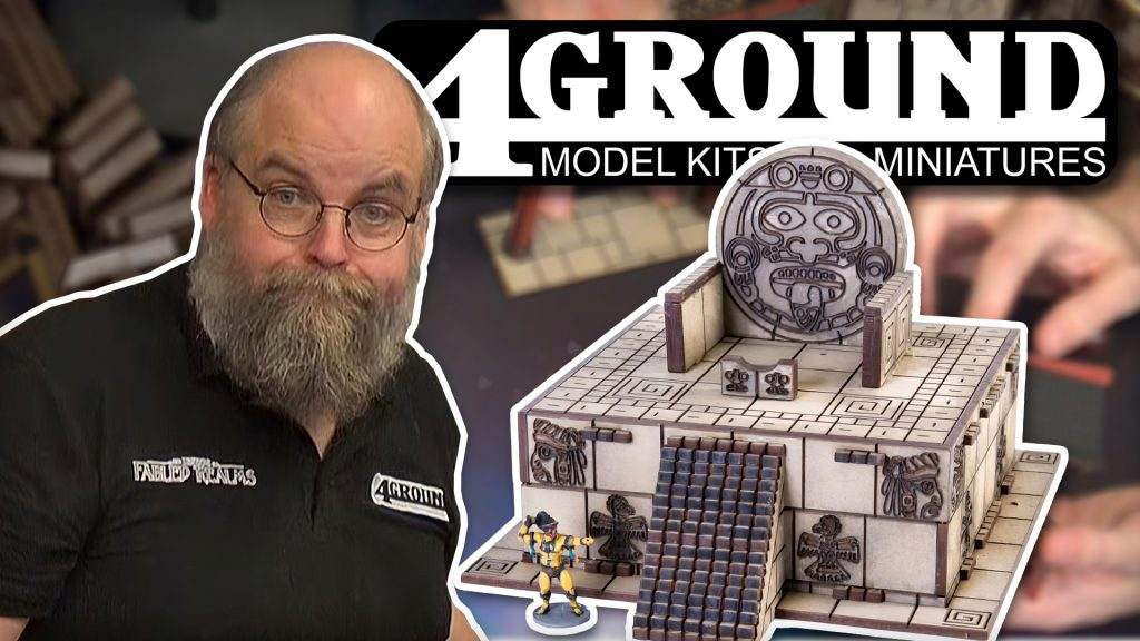 4Ground: Things From the Basement