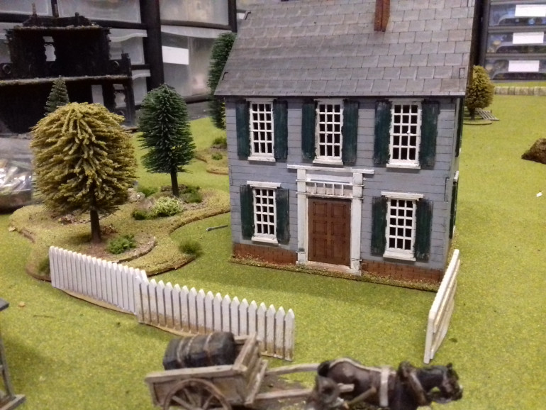 Colonial Town