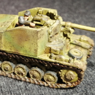 Marder II - Going back and doing it properly