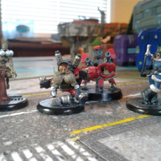 The miniatures