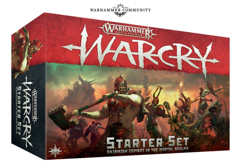 Warhammer Age Of Sigmar - Warcry