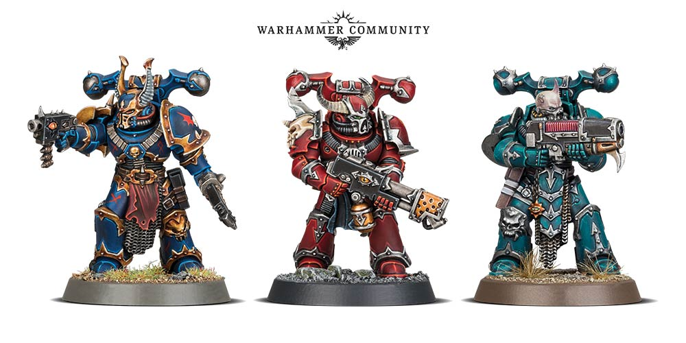 Chaos Space Marine Old & New - Warhammer 40,000.jpg