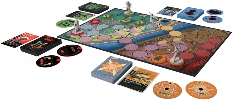 Restoration Games Bringing Unmatched To The Tabletop!
