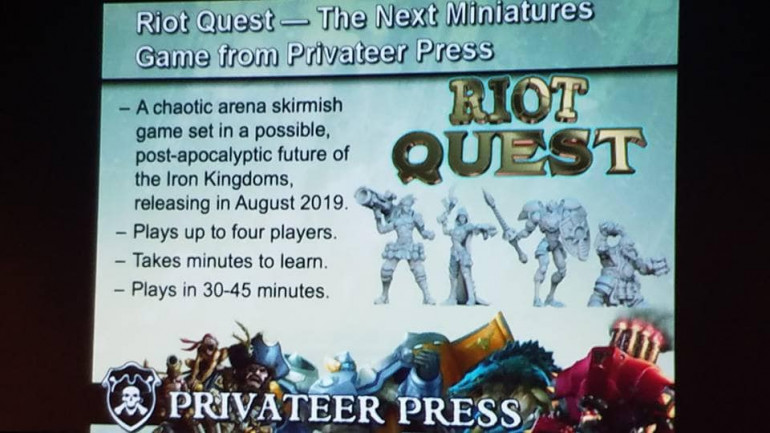 New Announcements From GAMA 2019 – OnTableTop – Home of Beasts of War