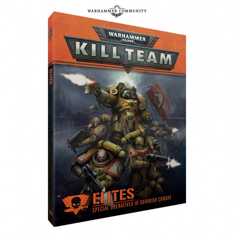 Kill Team Elites Announced & More By Games Workshop