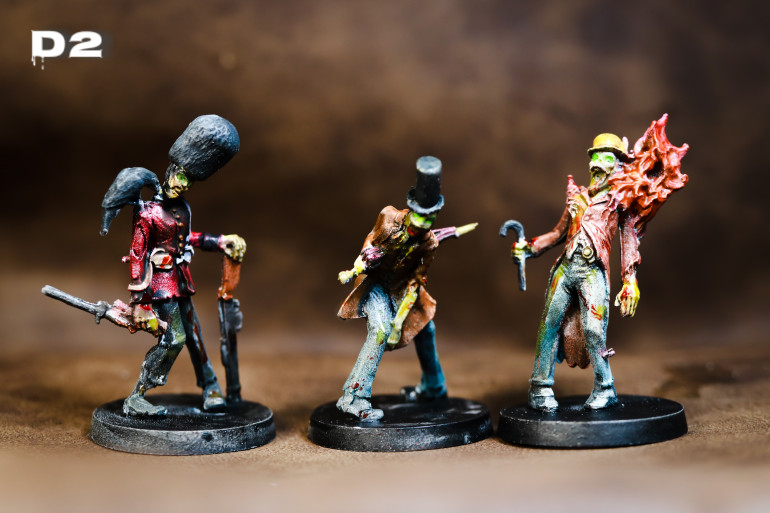 Front Shrink Box Zombies