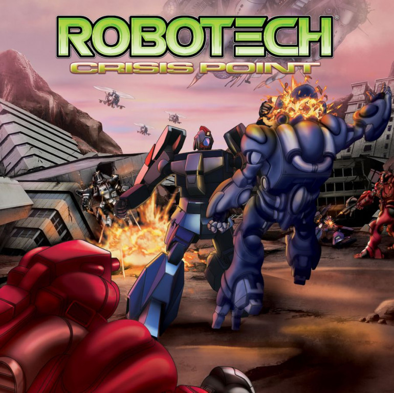 SolarFlare Games Bring Robotech Back To The Tabletop