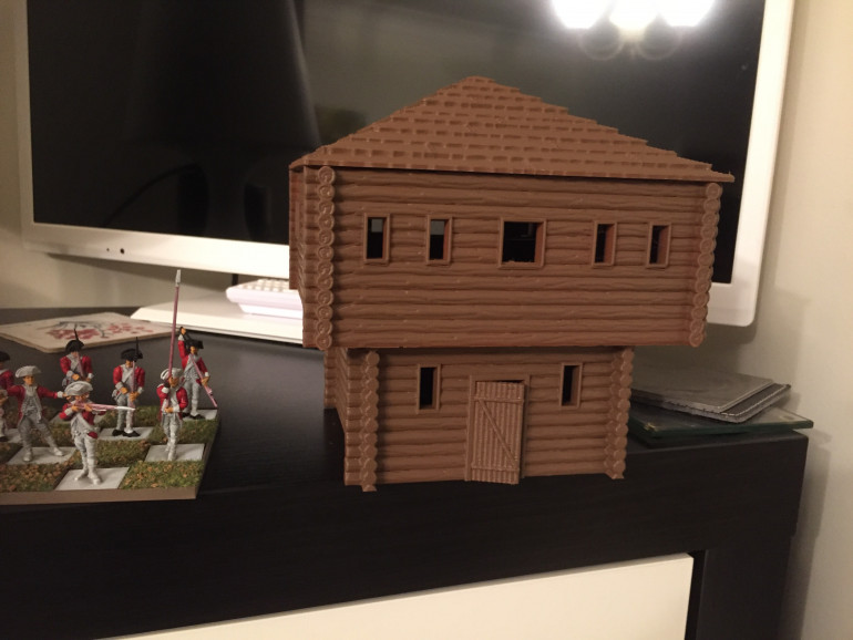 ops forgot, I made a block house too