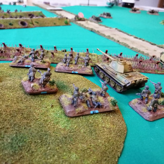 Battle Report - Operation Fischfang (Turns 5, 6 and 7)