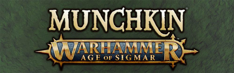 Forbidden Power Expansion For Age Of Sigmar & Munchkin Tie In