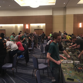 It's about time we saw some Warmachine gameplay