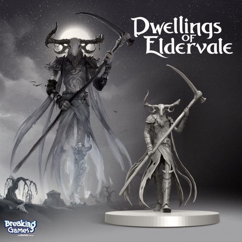 Breaking Games Bringing Dwellings Of Eldervale To Kickstarter