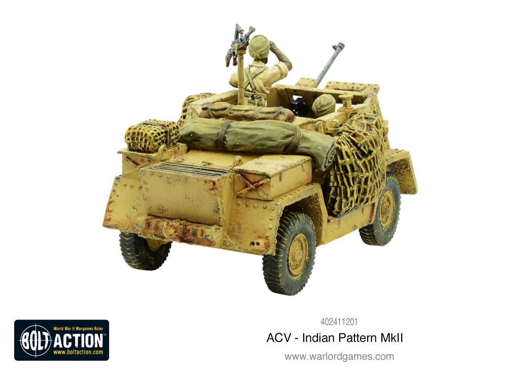 ACV Indian Pattern Mk II (Alt) - Warlord Games