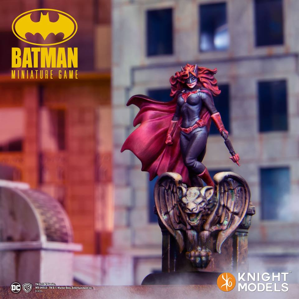 Batwoman - Knight Models