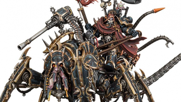 No Tech Is Safe From The Lord Discordant In Warhammer 40,000