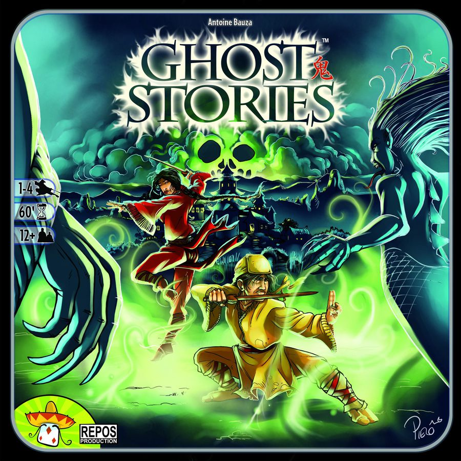 Ghost Stories - Repos Production