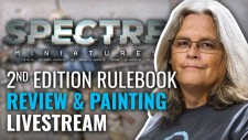 Join Gianna's Livestream Look At Spectre Operations 2nd Edition