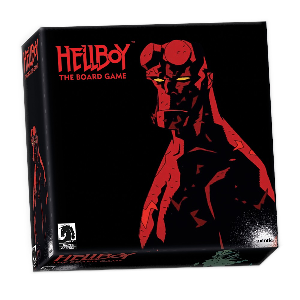 Hellboy The Board Game - Mantic Games