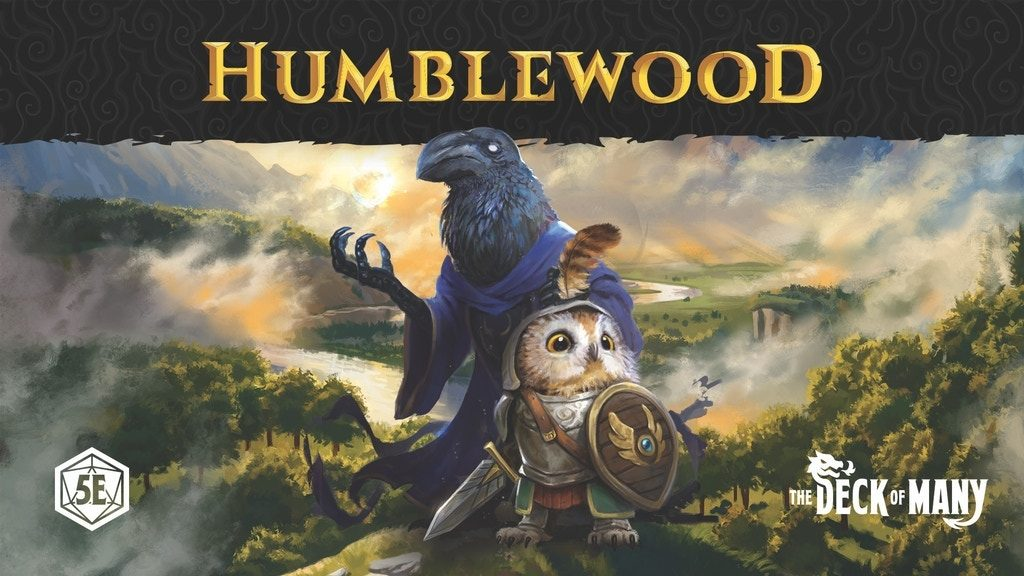 Humblewood - The Deck Of Many