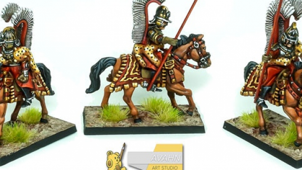 Winged Hussars Charge Down Upon El Kraken's Kickstarter