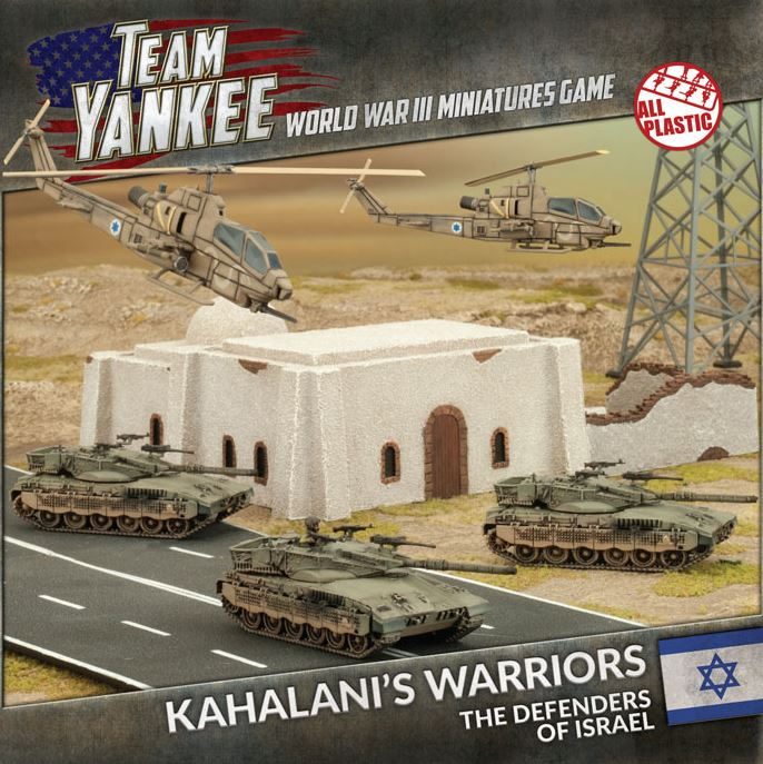 Kahalani's Warriors - Battlefront Miniatures