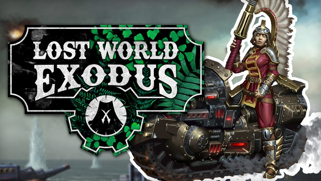 Introduction to Lost World Exodus