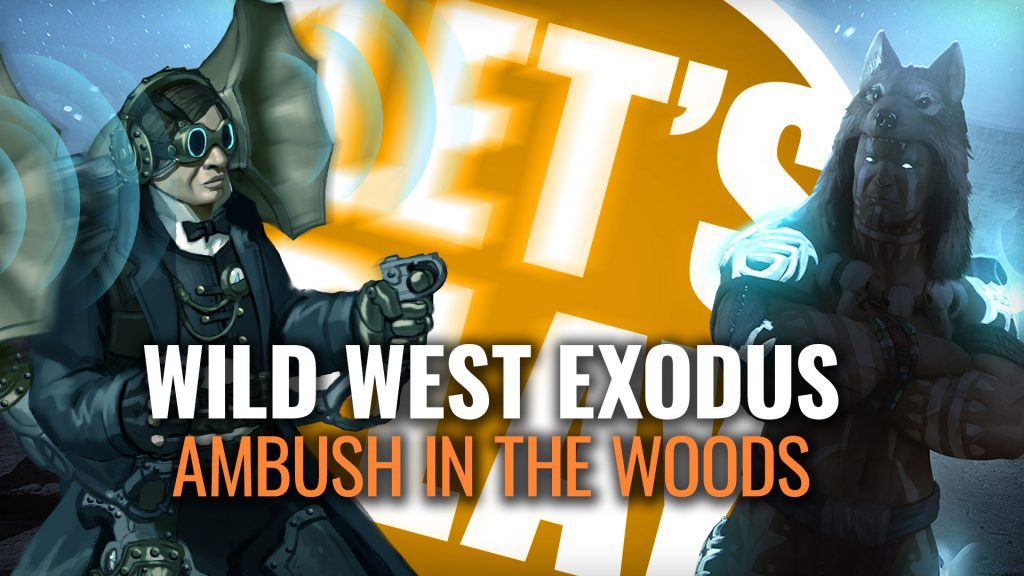 Let's Play: Wild West Exodus - Ambush In The Woods