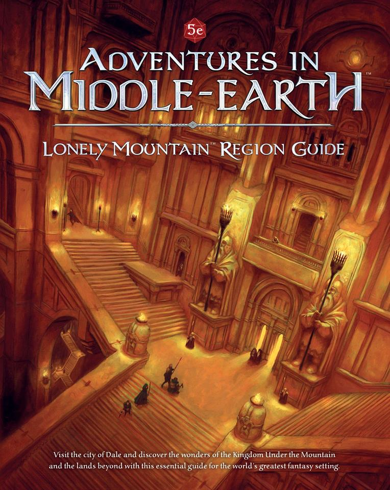 Lonely Mountain Region Guide - Cubicle 7
