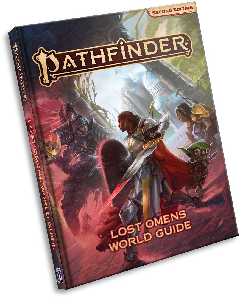 Beyond The Omens: Pre-Order Your Books For Pathfinder 2nd Edition
