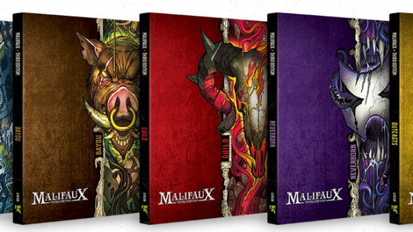 Malifaux's Factions Get Their Own Books For 3rd Edition