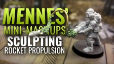 Mennes' Mini Mashup: Sculpting Rocket Propulsion