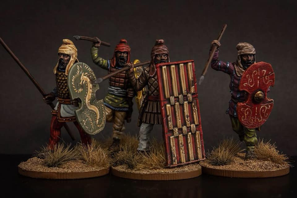 Mortal Gods Persians #3 - War Banner