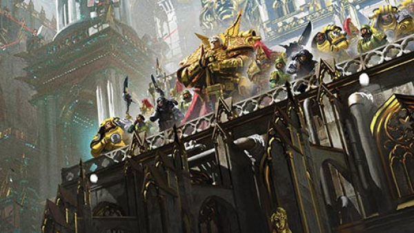 The Horus Heresy Comes To Its Final Battle