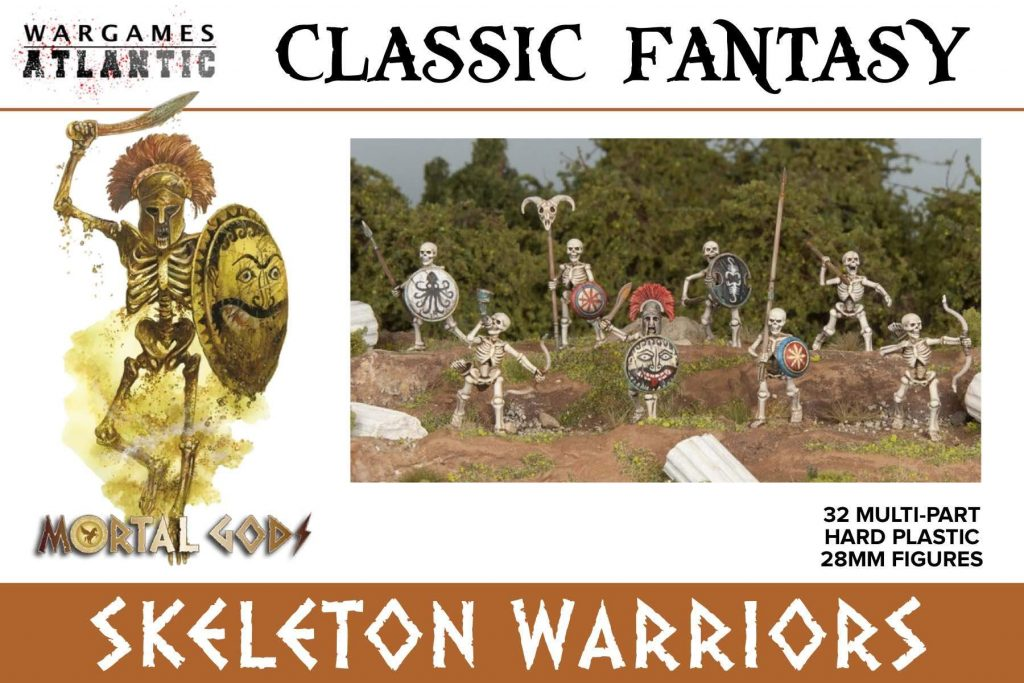 Skeleton Warriors - Wargames Atlantic