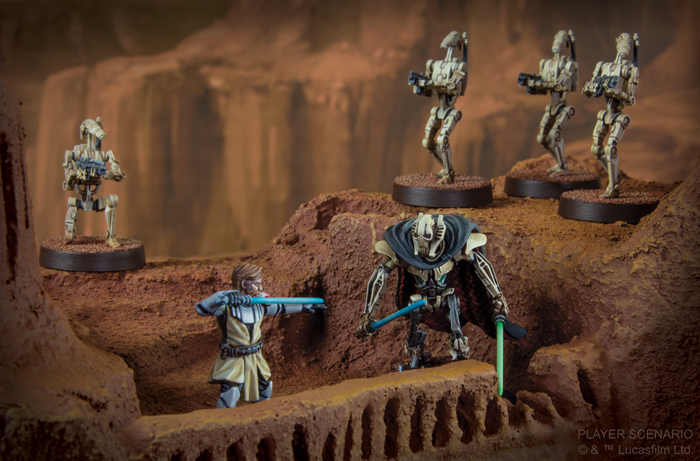 Star Wars Legion The Clone Wars Models #2 - FFG