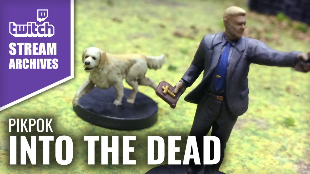 Stream Archives: Into The Dead Kickstarter Models